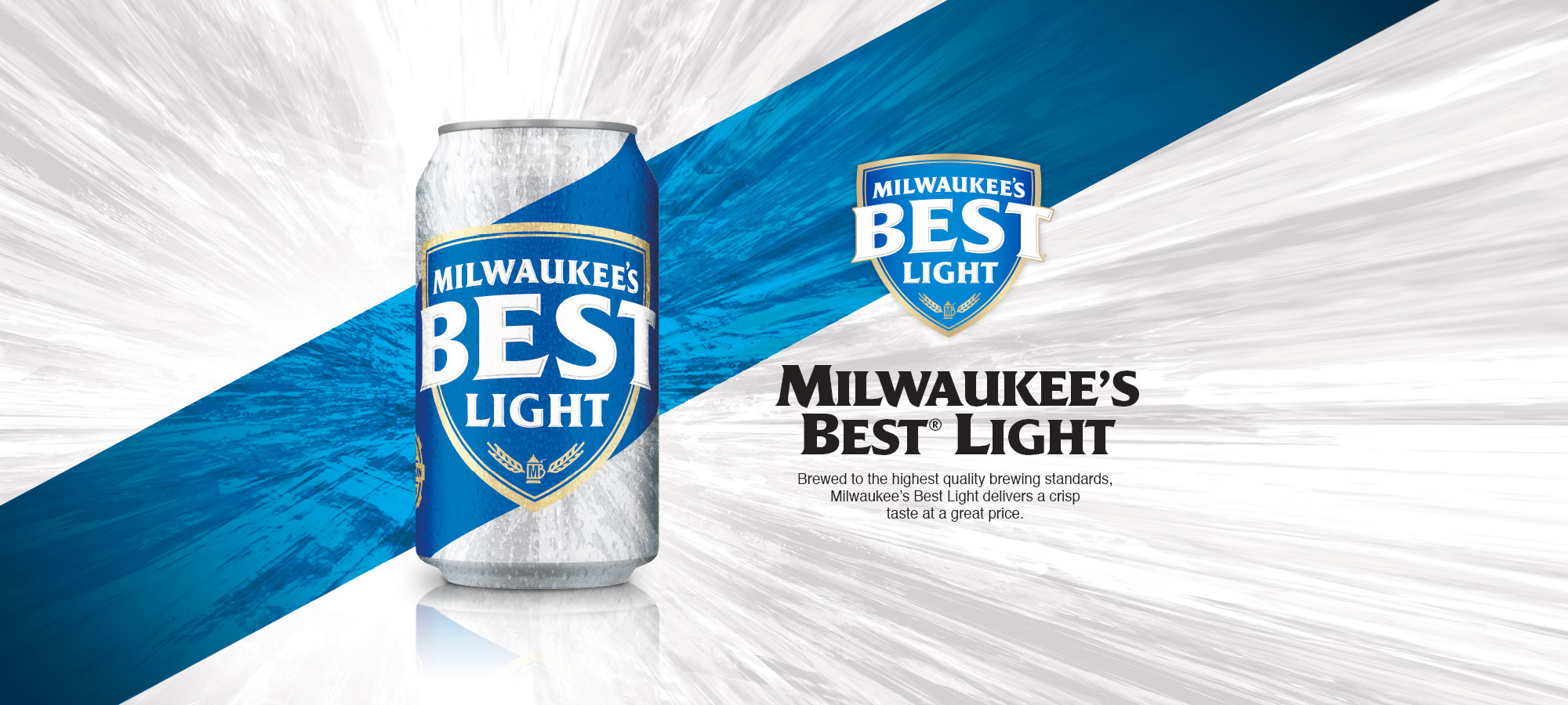Milwaukee's Best Light Mobile