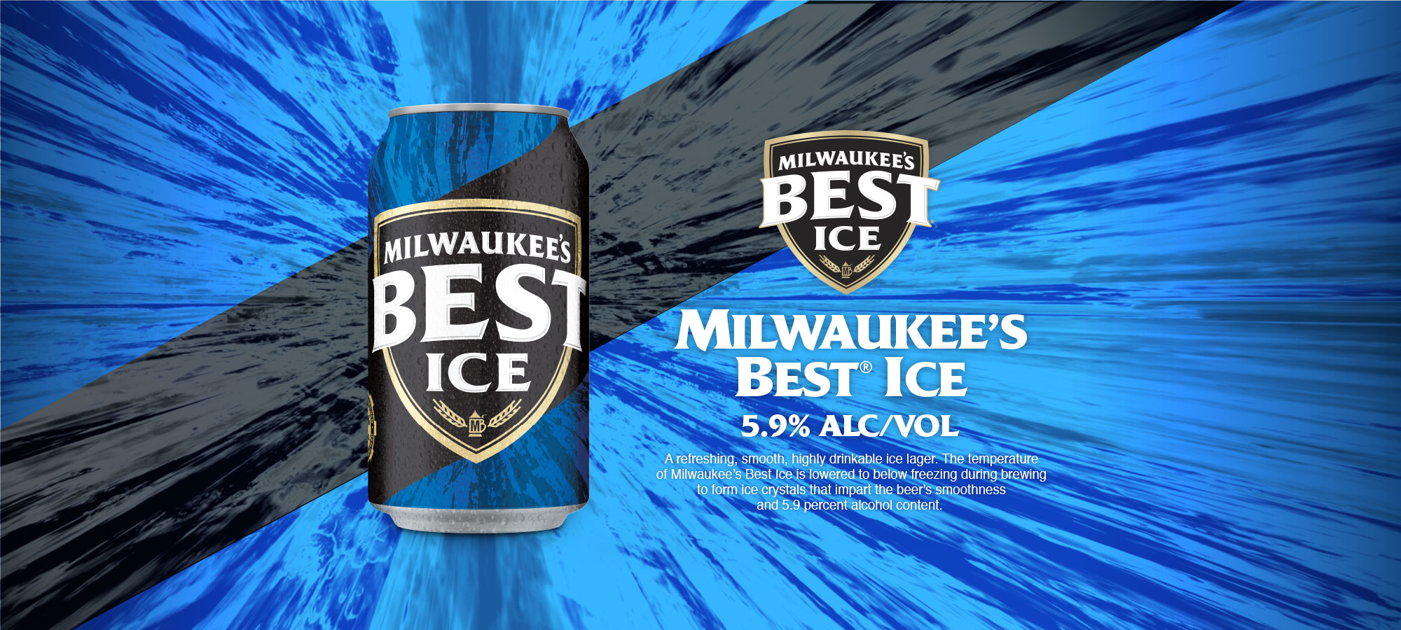 Milwaukee's Best Ice Mobile